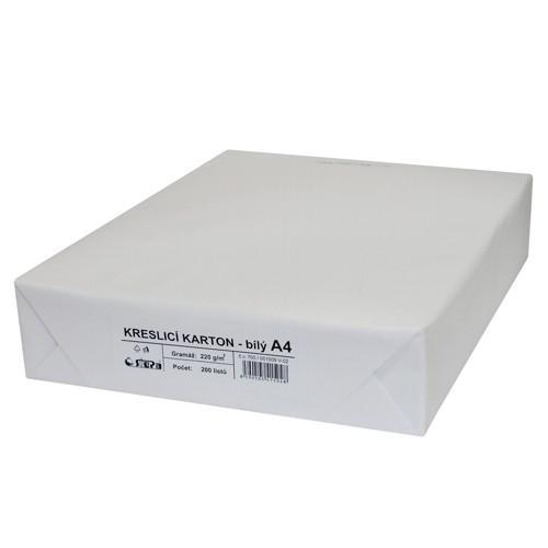 Karton kreslící A4 220g/200ks