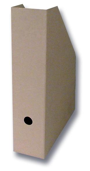 Box archivní Natur 32,5 x 25,5 x 7,5 cm.