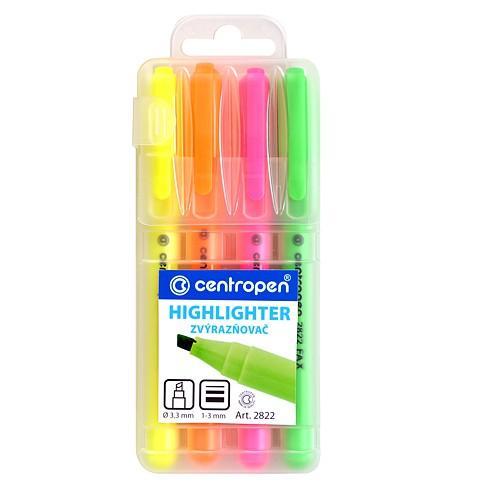 Zvýrazňovač 2822/4 Highlighter