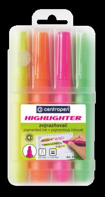 Zvýrazňovač 8552/4 Highlighter