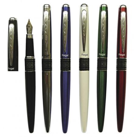Pero bombičkové kov Regal N-198
