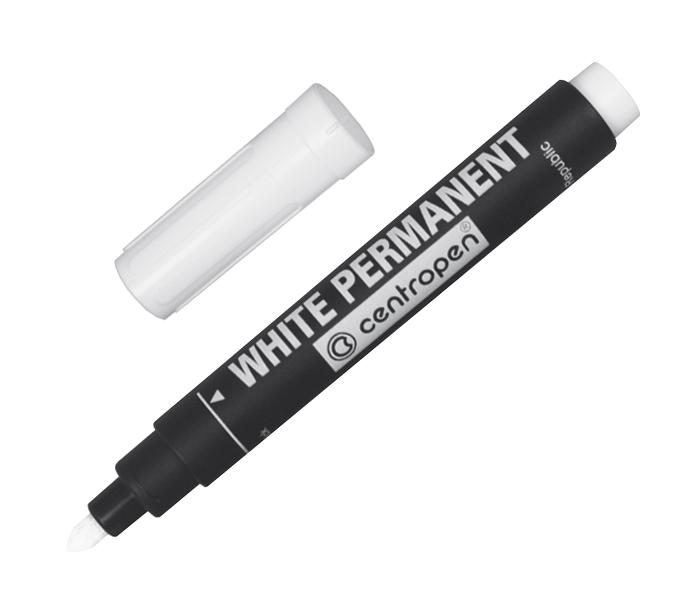 Značkovač 8586/1 bílý