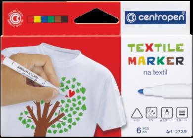 Značkovač 2739/6 textil