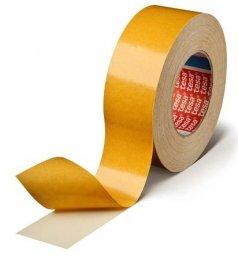 Lep.páska oboustr. 50 mm x 25 m tkanina