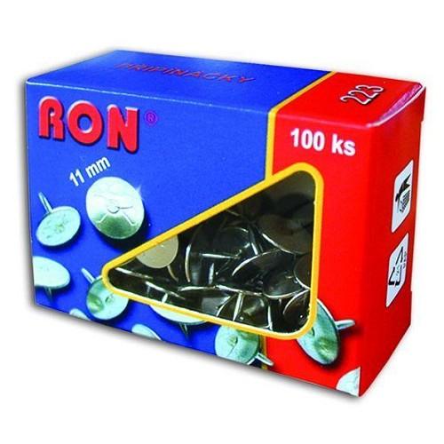 Připínáčky 223 Ron 11 mm/100 ks